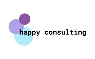 happy consulting logo